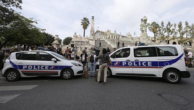 Полиция в Марселе. Архивное фото