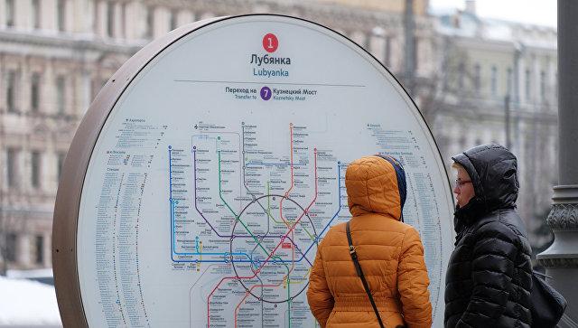 Вмэрии столицы поведали очетырех новых линиях метро