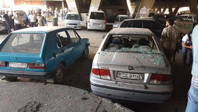 Теракт в центре Дамаска: погибли пятеро полицейских