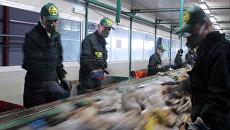 В Некрасокве проверили деятельность мусоросжигательного завода. Архив