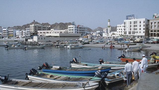Столица Омана. Вид. Архивное фото.
