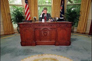 Овальный кабинет в Белом доме