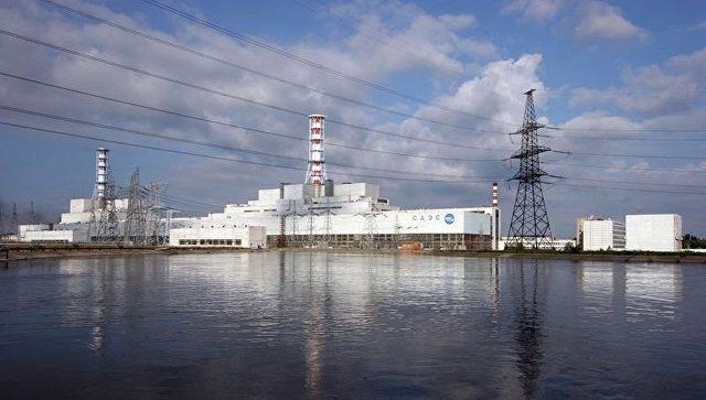 Смоленская АЭС. Архивное фото