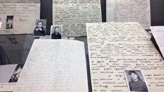 Выставка писем из капсулы времени в Новороссийске.