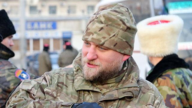 Донской казак Роман Заболотный. Архивное фото