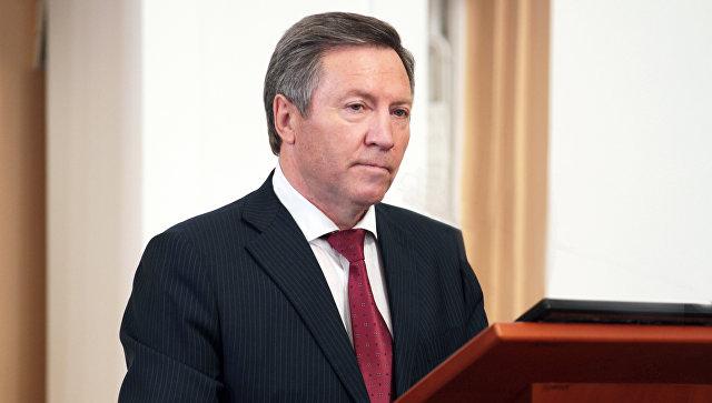 Глава администрации Липецкой области Олег Королев. Архивное фото