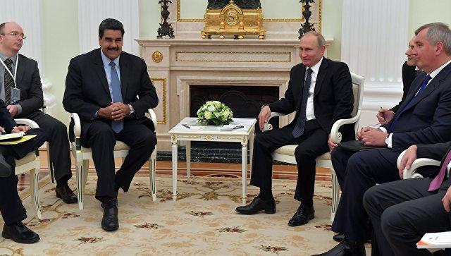 Мадуро призвал ОПЕК+ выработать новый механизм ценообразования нарынке нефти