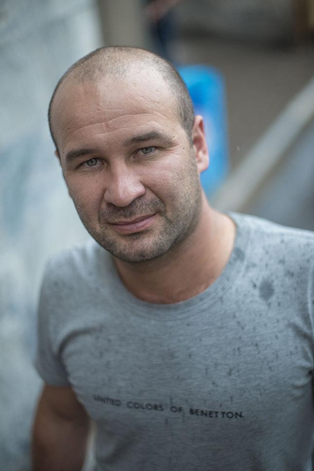 Азим Бектурган уулу, 31 год