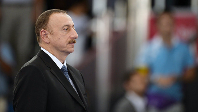 ЦИК Азербайджана утвердил выдвижение Алиева на президентских выборах