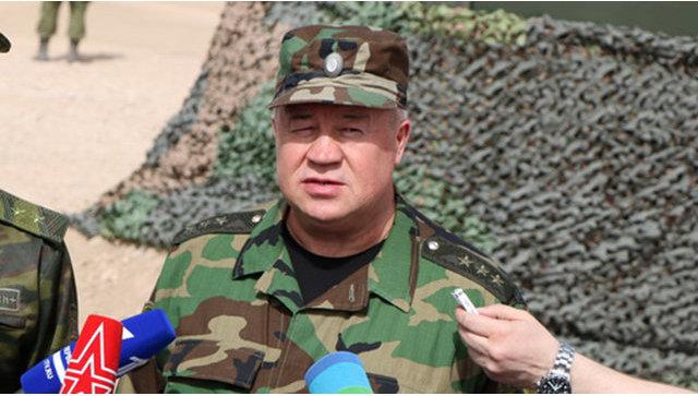 Руководитель Антитеррористического Центра государств - участников СНГ Андрей Новиков. Архивное фото