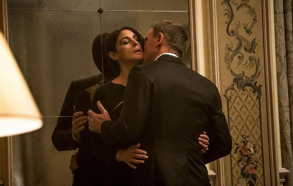 Моника Белуччи в фильме 007: Спектр(2015)