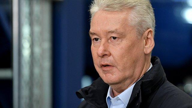 С.Собянин открыл улучшенный  Центральный дом бизнесмена