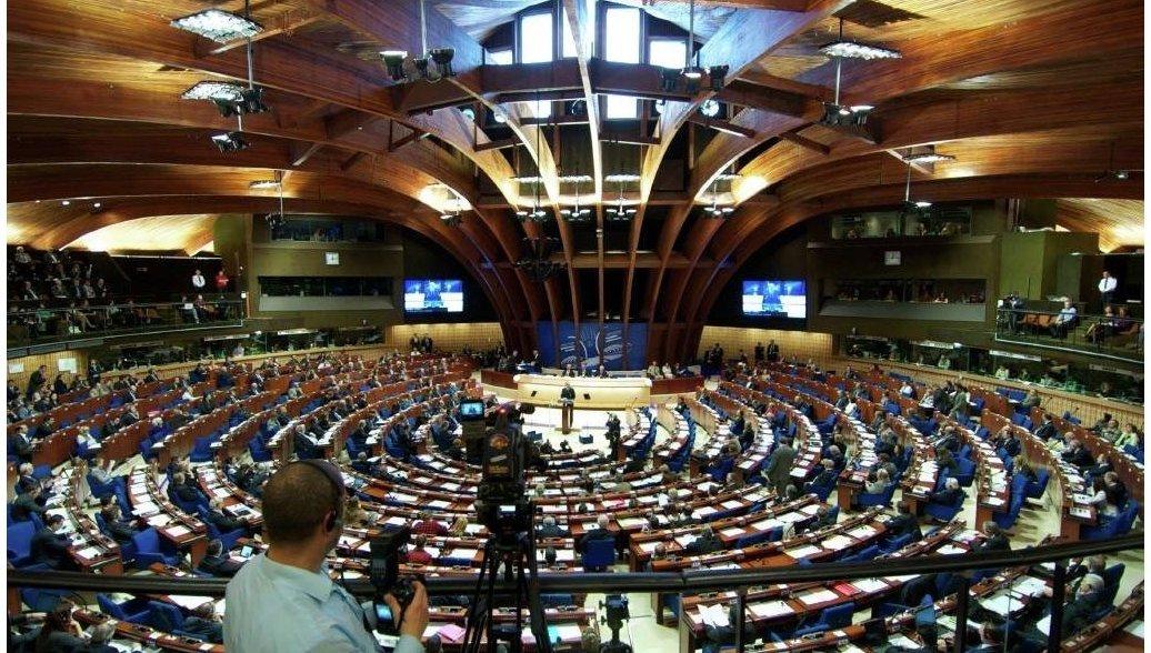 Проект резолюции: Россия может быть лишена голоса в ПАСЕ до конца года