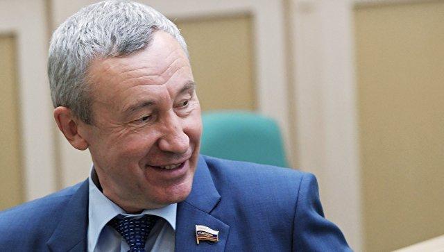 Представитель от исполнительного органа государственной власти Пермского края Андрей Климов. Архивное фото