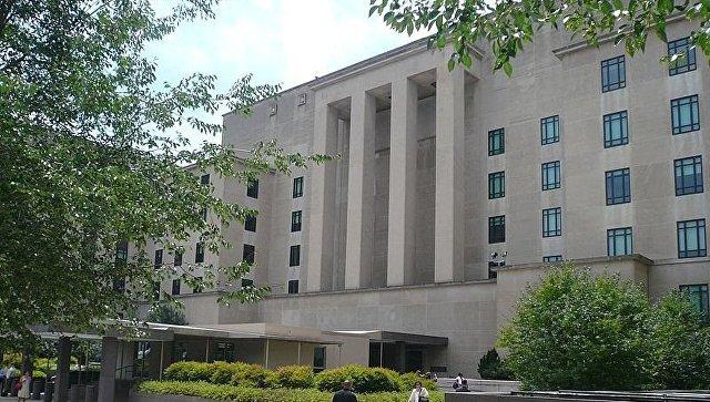 Штаб-квартира Государственного департамента США