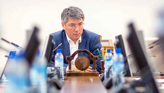 Алексей Цыденов. Архивное фото