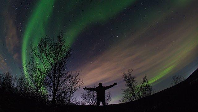 Ученые пояснили появление «НЛО» и«светящихся шаров» над Салехардом