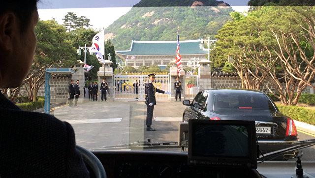 Листовки КНДР найдены неподалеку от резиденции президента Южной Кореи