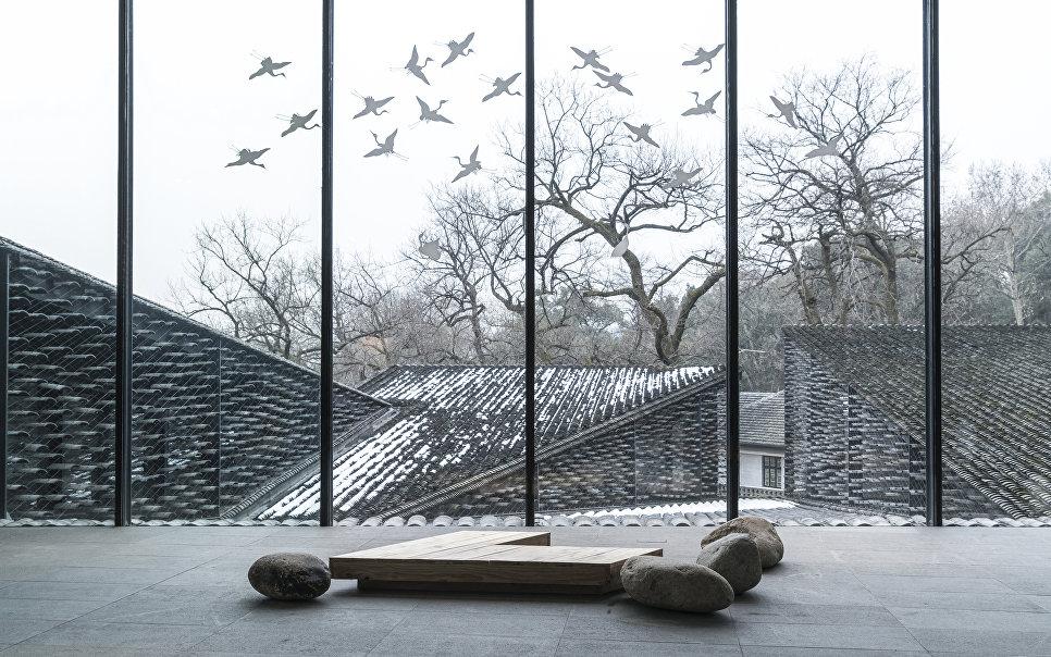 Музей народного искусства Китайской Академии Искусств в Ханчжоу