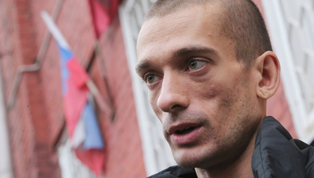 Суд Парижа оставил Павленского под арестом