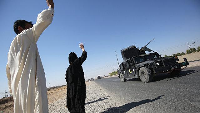 Иракские военные начали наступление на последний оплот ИГ в стране