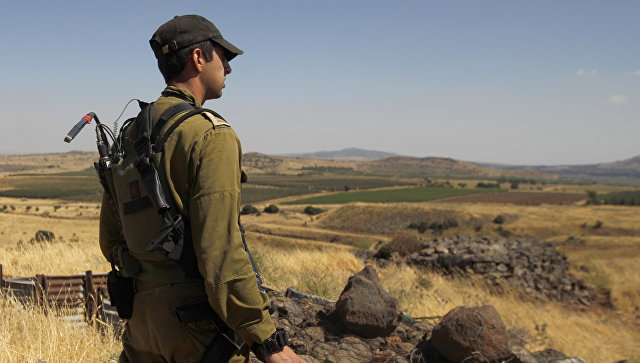 Израиль нанес ответный удар повойскам Асада Обновлено