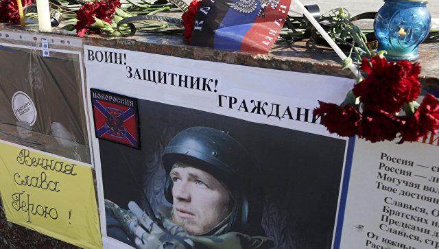 Захарченко заявил о задержании подозреваемых в