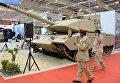 Военная техника на международной оборонной выставке BIDEC-2017 в Бахрейне