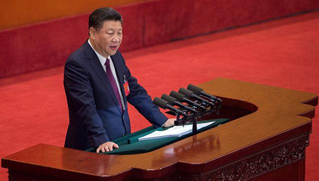 Вуставе Коммунистической партия Китайская республика  закрепили идеи СиЦзиньпина