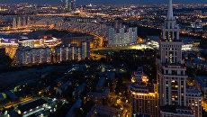 Виды Москвы. Архивное фотто