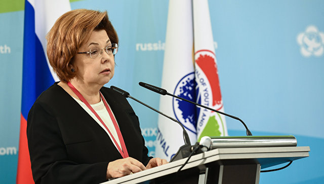 Левицкая переназначена советником президента