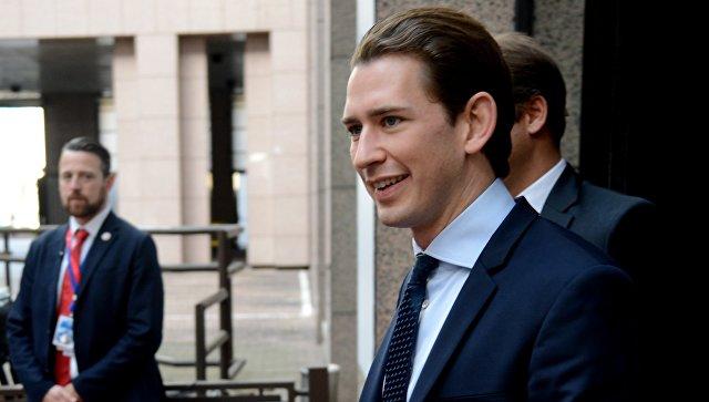 Себастьян Курц получил мандат на формирование правительства Австрии