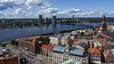 Рига в Латвии. Архивное фото