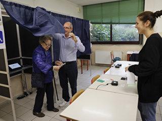 Голосование на референдуме в Венето. Архивное фото
