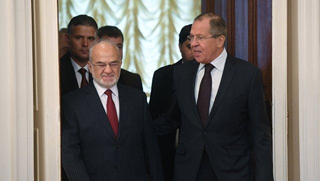Багдад не просил Москву закрыть консульство в Курдистане, заявил Лавров