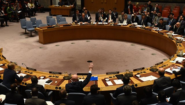 США обвинилиРФ внежелании закончить химатаки вСирии