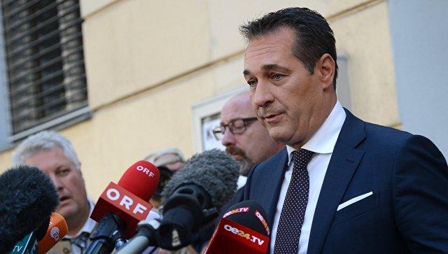 Себастьян Курц начал переговоры окоалиции— Австрийская Республика