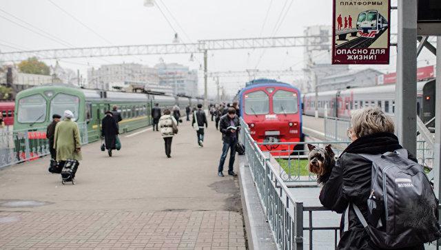На Ярославском направлении восстановили движение электричек