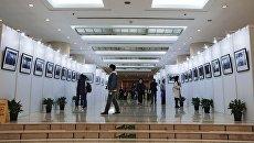 Выставка победителей конкурса имени Андрея Стенина в Шанхае