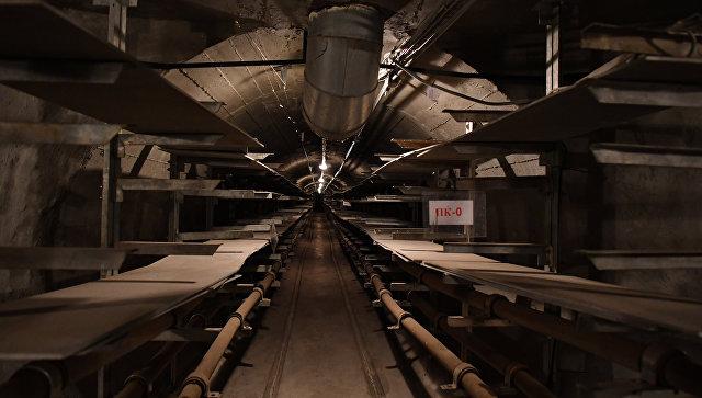 Коллектор электросетей. архивное фото