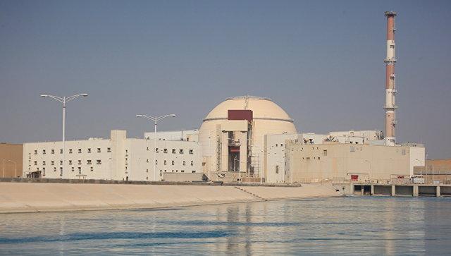 АЭС Бушер в Иране. Архивное фото