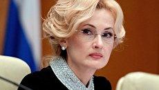 Заместитель председателя Государственной Думы РФ Ирина Яровая. Архивное фото