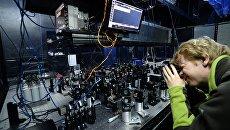 Научный сотрудник лаборатории в Российском квантовом центре в технопарке Сколково