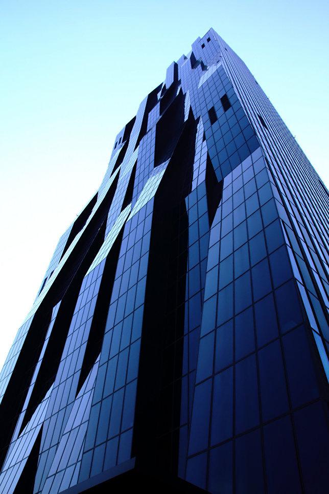 Башня Dc Tower I, Вена, Австрия