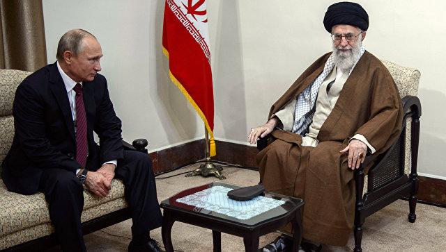 Али Хаменеи назвал основного врага Ирана