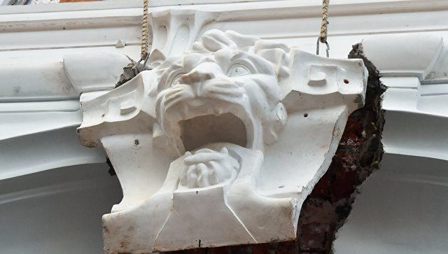 Реставрация доходного дома купца Василия Быкова