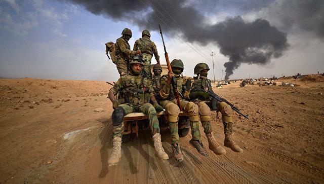 Иракские силовики установили контроль над последним оплотом ИГ в стране