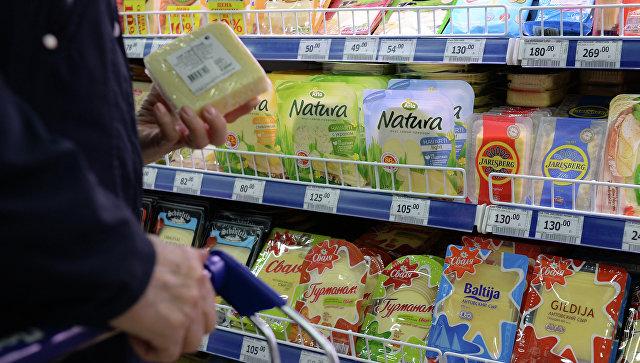 Россельхознадзор объявил вФСБ омошенничестве при завозе молочной продукции из Республики Беларусь