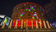 Открытие самого большого в мире планетария в Санкт-Петербурге