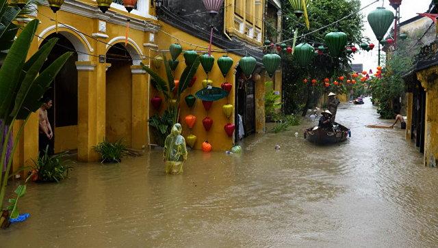 Число погибших тайфуна воВьетнаме выросло до 89